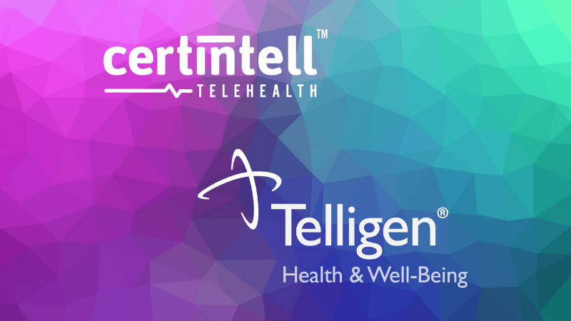 CERTINTELL PARTNERS WITH TELLIGEN FOR CCM DELIVERED THROUGH TELEHEALTH WITH HEALTH COACHES
