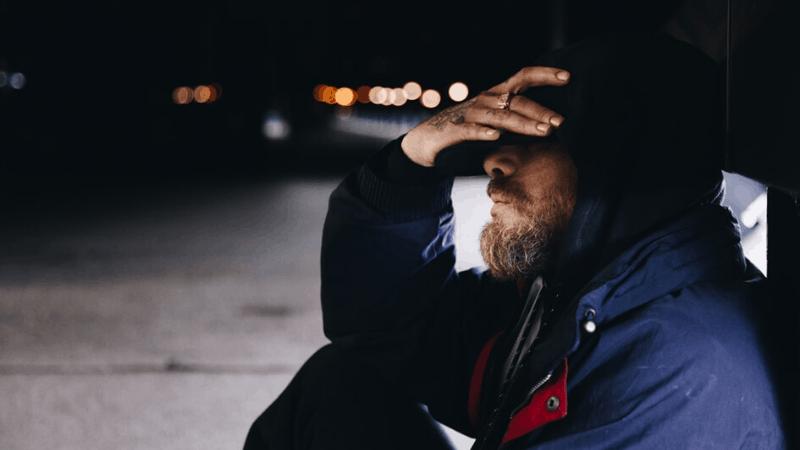 homeless blog